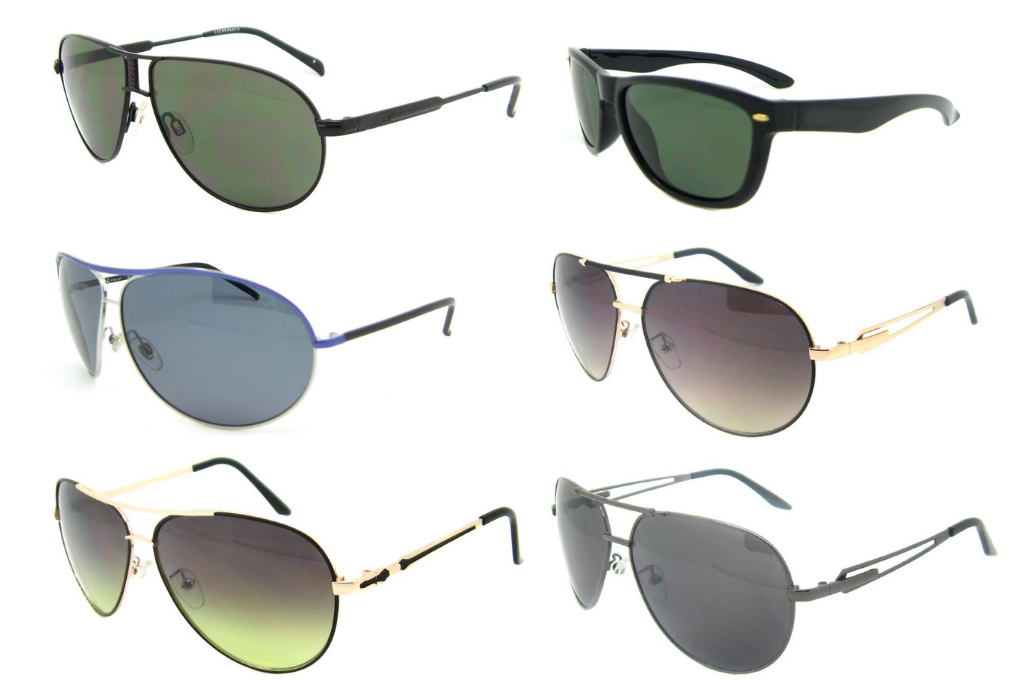 Female Aviator Sunglasses